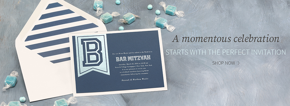 Bar & Bat Mitzvah Collection